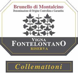 Wine Brunello di Montalcino Riserva Cru Fontelontano