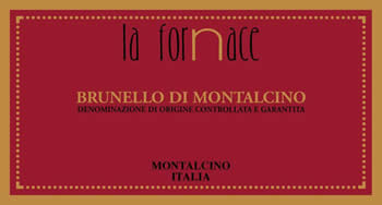 Wine Brunello di Montalcino