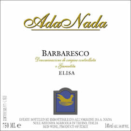 Barbaresco DOCG Elisa