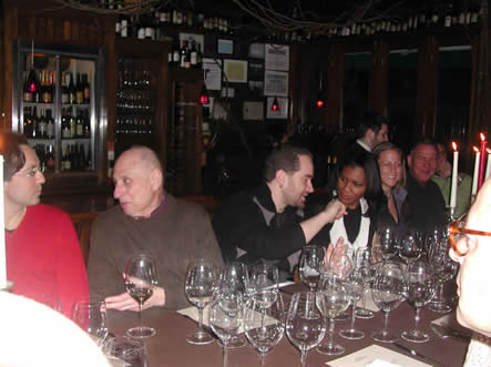 Il Posto Accanto Dinner with the Producer Event
