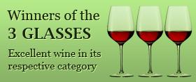 winners of the three glasses