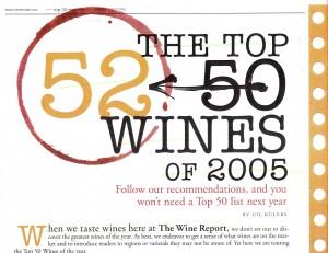 top 50 wines