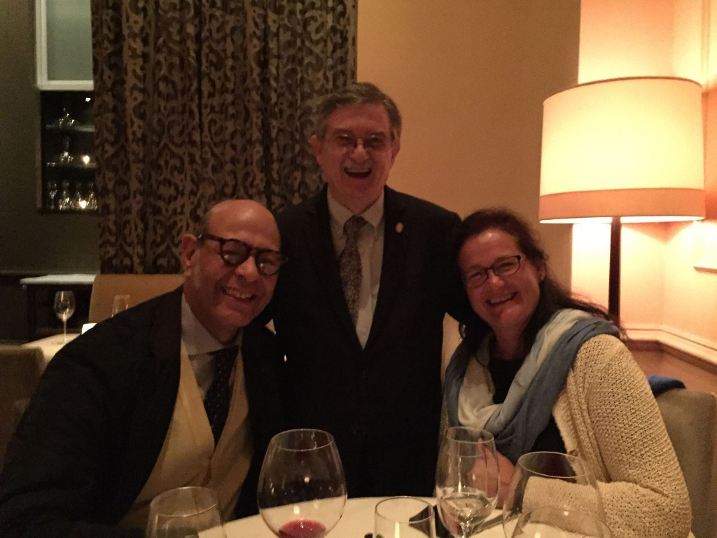 Annette Hilberg's Annual Visit
