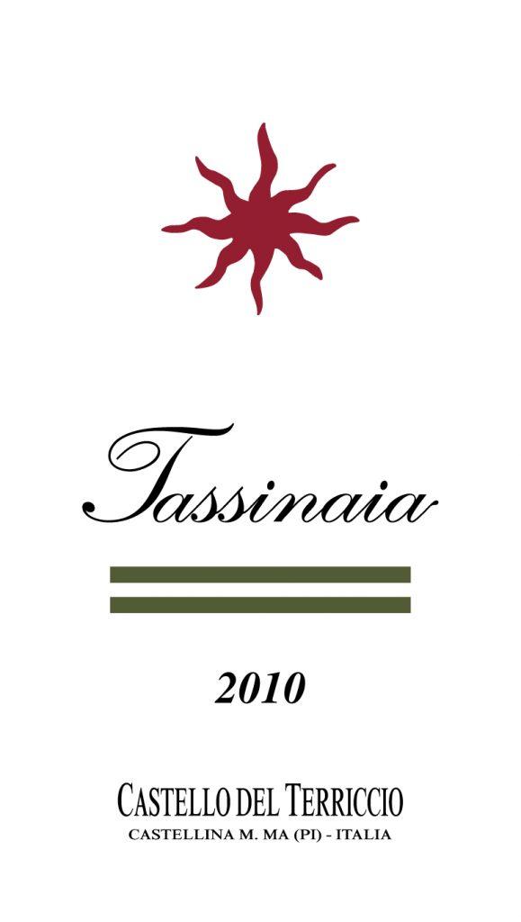 tassinaia back