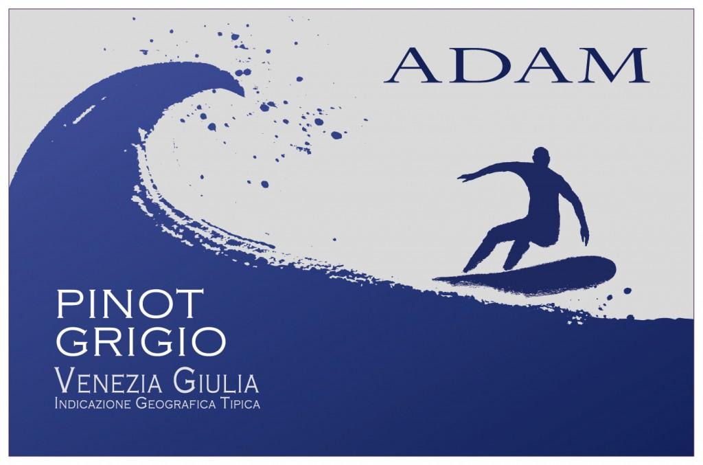 Adam Pinot Grigio