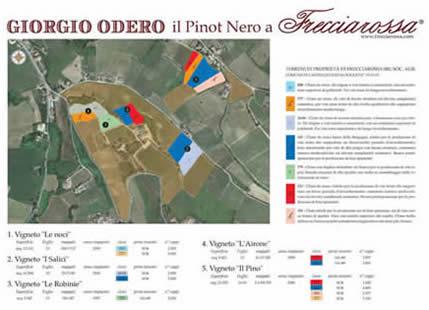 Frecciarossa Map