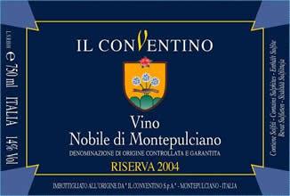 WIne Vino Nobile di Montepulciano DOCG