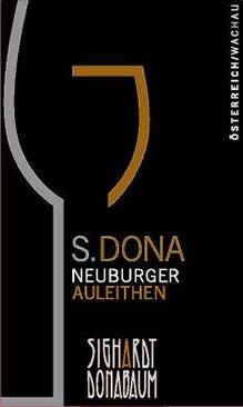 S.DONA Neuburger Smaragd Auleithen