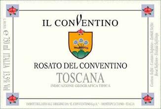 Wine Rosato del Conventino