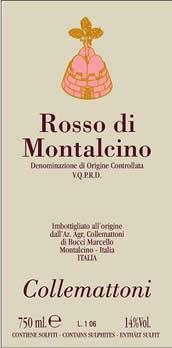 Wine Rosso di Montalcino DOC
