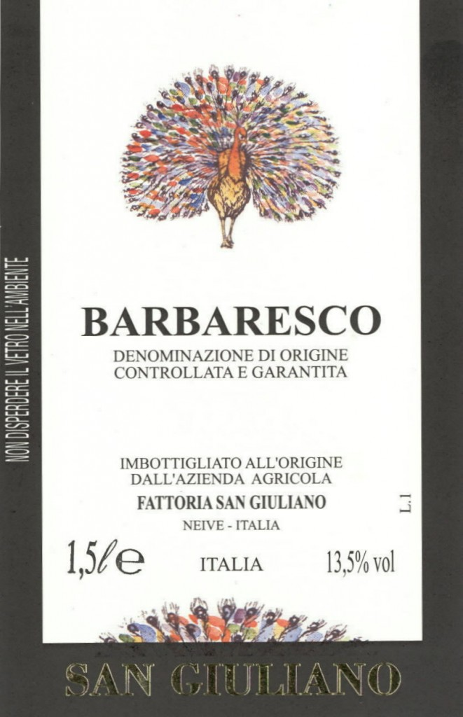 Barbaresco DOCG