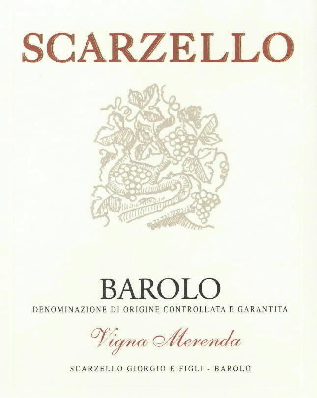 Barolo Vigna Merenda