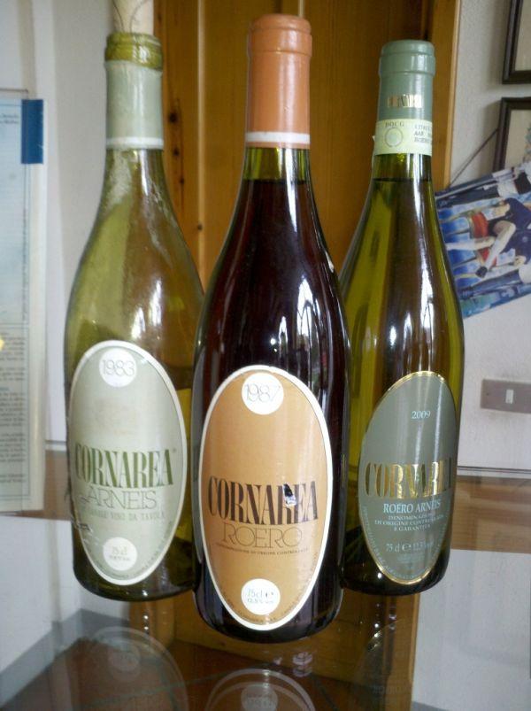 cornarea wine
