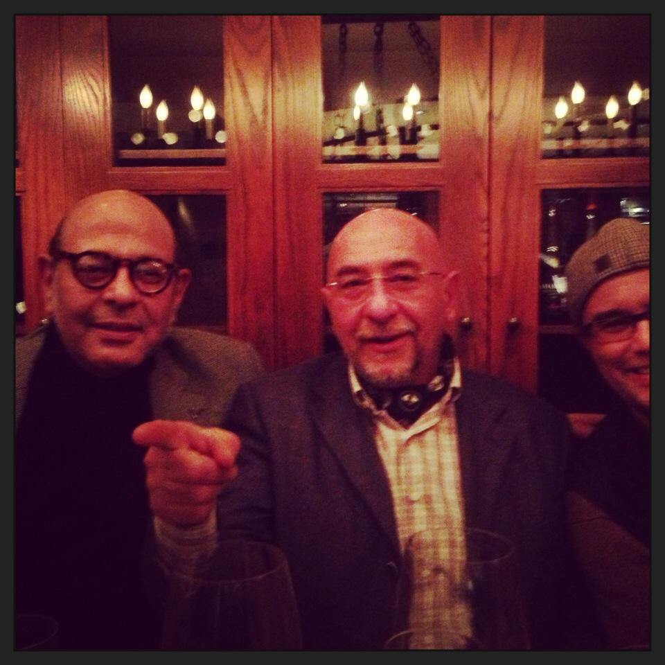 Dinner at Cesca De Conciliis visit to New York