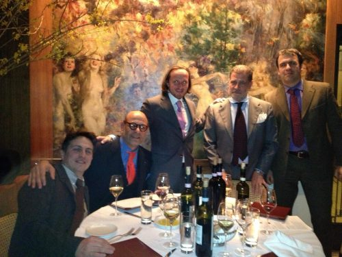 Brunello Boys visit to Nyc