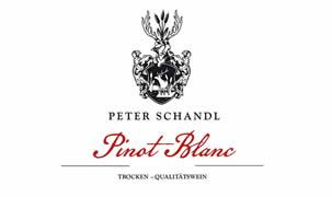 Peter Schandl Pinot Blanc