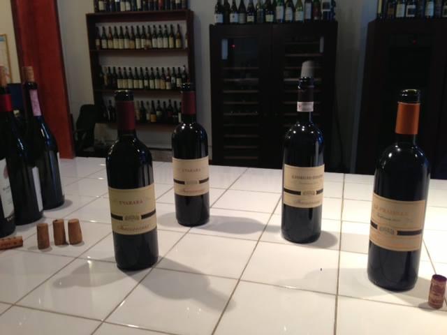 Frecciarossa wines