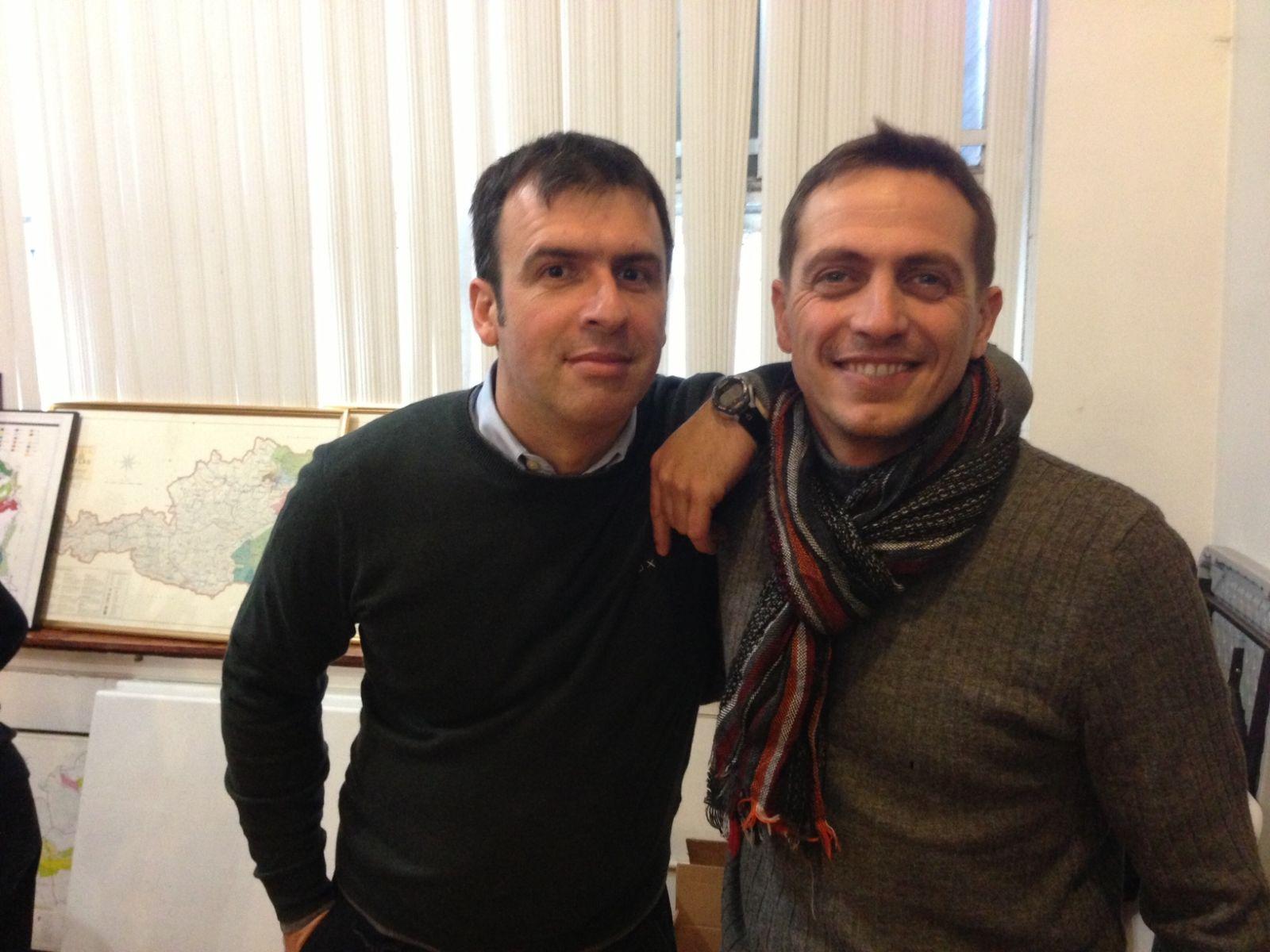 Marcello Bucci Fabio Giannetti