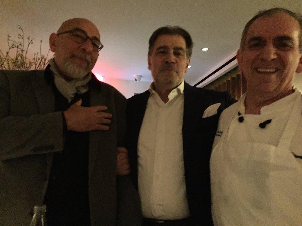 Bruno De Conciliis' Annual Visit