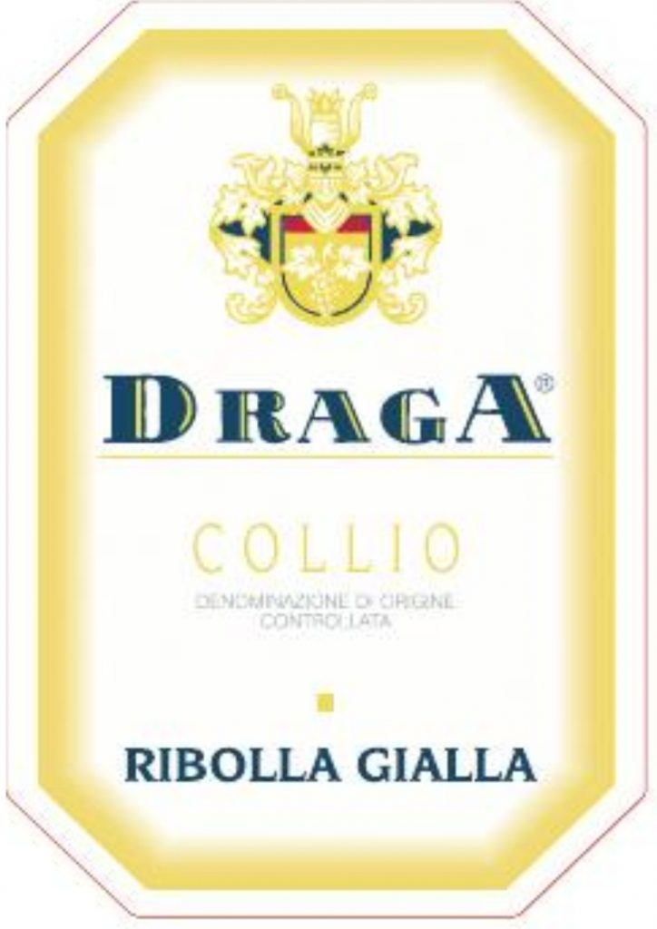 Friulano draga collio BACK